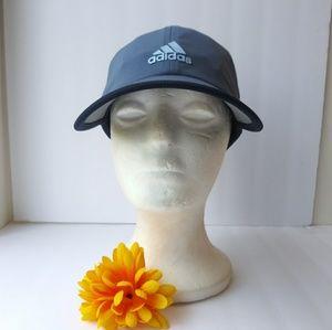 ADIDAS Climalite Baseball Cap - Blue & Gray